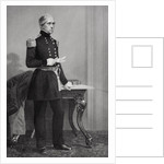 Portrait of John Ellis Wool by Alonzo Chappel