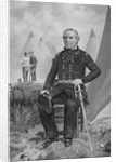 Portrait of Zachary Taylor by Alonzo Chappel