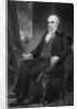 Portrait of Daniel Webster by Alonzo Chappel