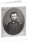 Portrait of Ulysses S. Grant by Mathew Brady