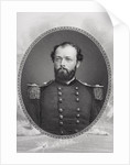Portrait of General Quincy Adams Gillmore by Mathew Brady