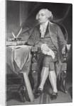 Portrait of John Adams by Alonzo Chappel