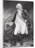 Portrait of Benjamin Lincoln by Alonzo Chappel