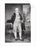 Portrait of Charles Cotesworth Pinckney by Alonzo Chappel