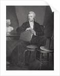 Portrait of Washington Allston by Alonzo Chappel