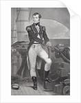 Portrait of Stephen Decatur by Alonzo Chappel