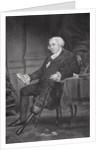 Portrait Gouverneur Morris by Alonzo Chappel