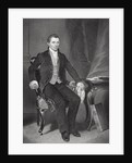 James Monroe by Alonzo Chappel