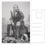 John James Audubon by Alonzo Chappel