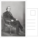 Andrew Johnson by Alonzo Chappel