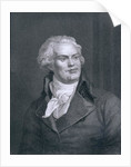Georges Jacques Danton by French School