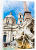 Rome, Italy. Piazza Navona. by Unknown