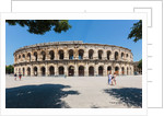 Nimes, France. Roman amphitheatre. by Unknown