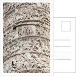 Rome, Italy. Trajan's column. by Unknown