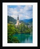 Lake Bled, Slovenia by Unknown