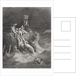 The Deluge by Gustave Dore