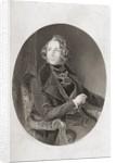 Charles Dickens engraved by Emden by Daniel Maclise