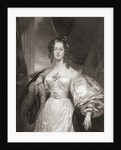 Hilaire, Countess Dowager Nelson by English School