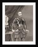 Hernán Cortés de Monroy y Pizarro by Unknown Artist