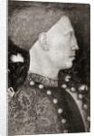 Giuliano de' Medici by Antonio Pisanello