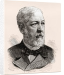 James Gillespie Blaine by Anonymous