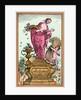 Autumn. Illustration by Reginald John 'Rex' Whistler by Anonymous