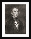 John Tyler by Anonymous