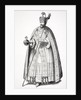 Coronation Costume of the Emperors by French School