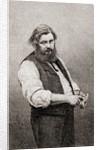 Jean Désiré Gustave Courbet by H. Velten