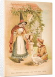 Old Mother Goose and her Son, Jack by Constance Haslewood