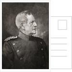 Helmuth Karl Bernhard Graf von Moltke the Elder by American School