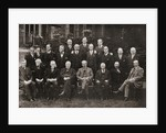 Britain's first Labour Government in 1924 by English Photographer