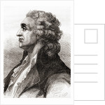 Marie Jean Antoine Nicolas de Caritat, marquis de Condorcet by French School