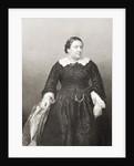 Madame Marietta Alboni engraved by D.J. Pound from a photograph by John Jabez Edwin Paisley Mayall