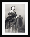 Madame Rosino Penco engraved by D.J. Pound from a photograph by John Jabez Edwin Paisley Mayall