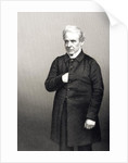 Reverend Thomas Dale engraved by D.J. Pound from a photograph by John Jabez Edwin Paisley Mayall