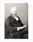 Robert Chambers engraved by D.J. Pound from a photograph by John Jabez Edwin Paisley Mayall