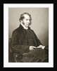 Henry Montagu Villiers engraved by D.J. Pound from a photograph by John Jabez Edwin Paisley Mayall