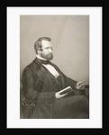 Sir Francis Crossley Baronet by John Jabez Edwin Paisley Mayall