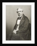 David Roberts engraved by D.J. Pound from a photograph by John Jabez Edwin Paisley Mayall