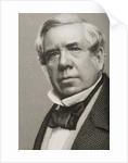 David Roberts engraved by D.J. Pound from a photograph by John Jabez Edwin Paisley Mayall