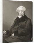 George Mifflin Dallas by from 'The Drawing-Room of Eminent Personages