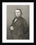 Hugh Stowell Brown engraved by D.J. Pound from a photograph by John Jabez Edwin Paisley Mayall