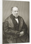 James Brownlow William Gascoigne-Cecil 2nd Marquess of Salisbury by from 'The Drawing-Room of Eminent Personages