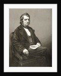 John Arthur Roebuck engraved by D.J. Pound from a photograph by John Jabez Edwin Paisley Mayall