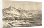 Arcos de la Frontera, Cadiz by Gustave Dore