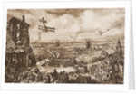 Holding up a German Attack, Armentieres, Belgium by English School