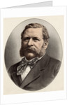 William Henry Waddington by French School