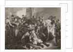 The Death of General Sir Ralph Abercromby by Thomas Stothard