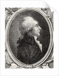 Jean-Baptiste du Val-de-Grace, Baron de Cloots by French School